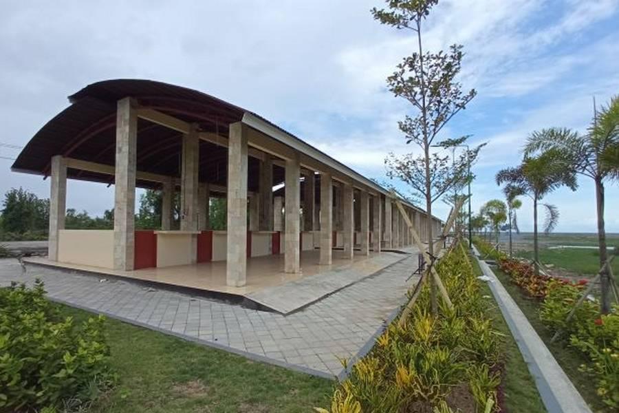 Lapak Loang Baloq Siap Ditempati, Dispar Kota Mataram Siapkan Program Promosi