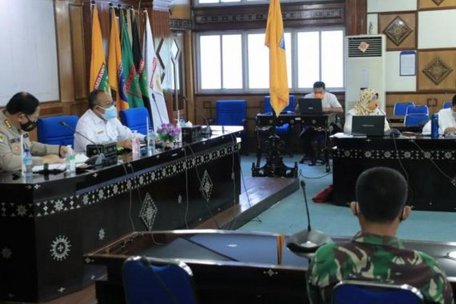 Pemprov NTB Kolaborasikan PPKM MIKRO dengan Program Kampung Sehat