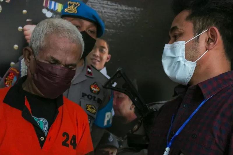 Kelakuan Bejat Kakek Cabul Setubuhi Bocah 4 Tahun di Atas Perahu