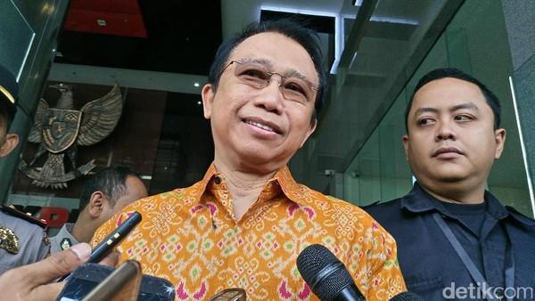 Kubu Moeldoko Pastikan Nazaruddin Tak Jadi Bendum