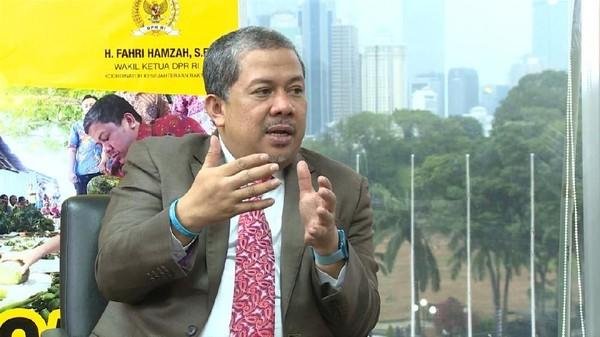 Disebut Elite PD Cocok Gantikan Moeldoko Jadi KSP, Fahri Hamzah Komentar Ini