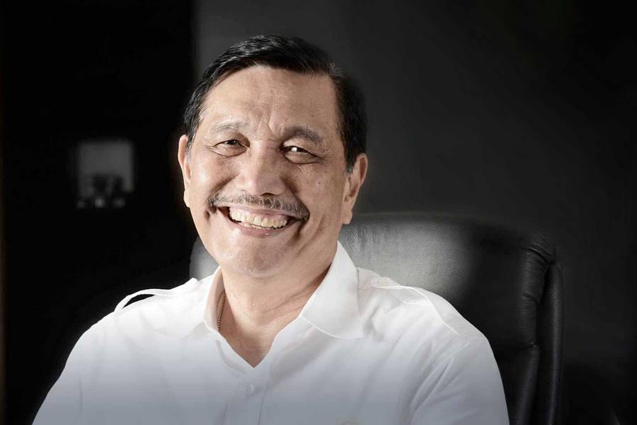 Menko Luhut Dukung Produk Lokal NTB Bersaing di Pasar Global