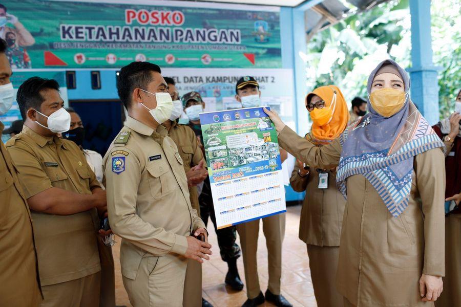 Desa Jenggala, Hadapi Pandemi Dengan Sinergi dan Kolaborasi