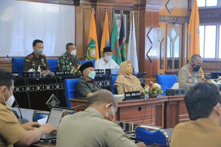 Pemerintah Atur Penyelenggaraan Ibadah Ramadhan 1442 H Dalam Masa Pandemi