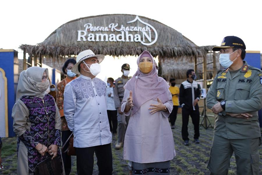 Provinsi NTB Kembali Gelar Event Pesona Khazanah Ramadhan 2021