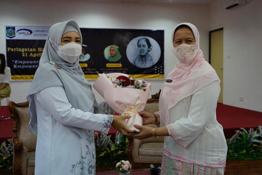 Perayaan Hari Kartini, Wagub Berpesan: Perempuan Berdaya, Bangsa Berdaya