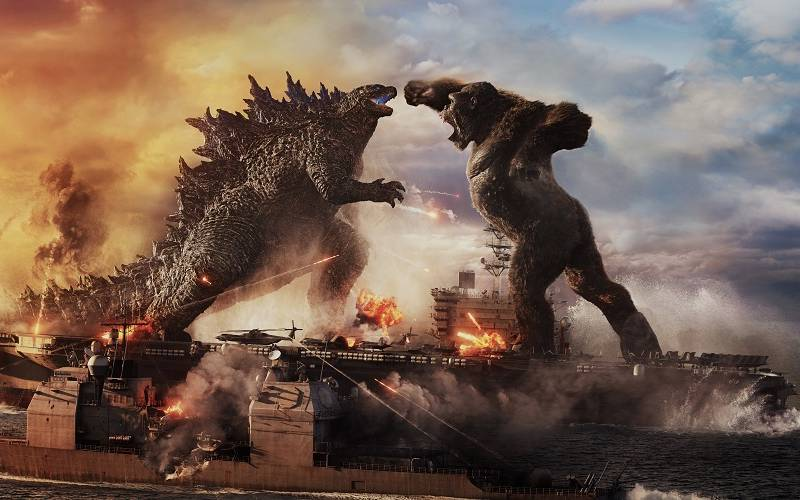 Streaming Film Godzilla vs Kong Subtitle Indonesia Gratis