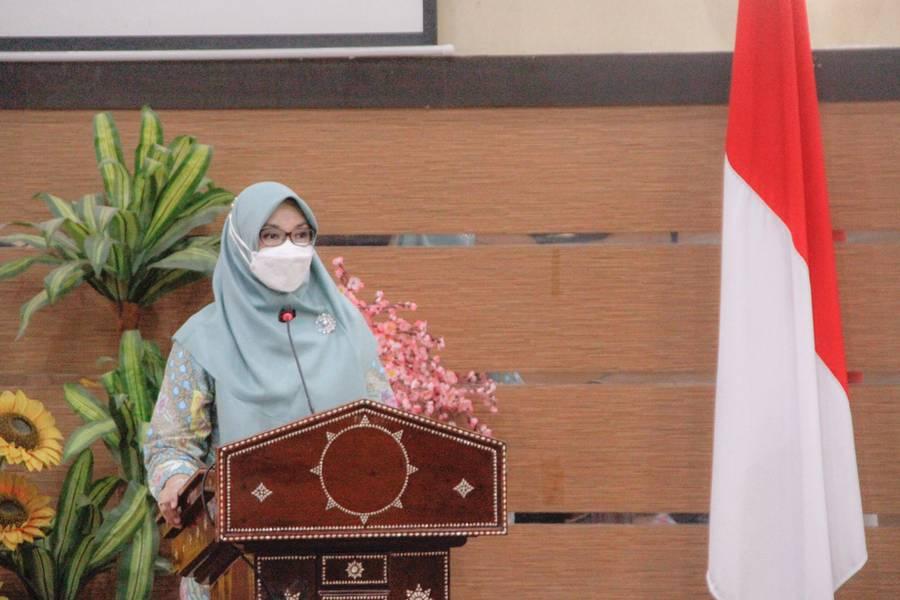 Bimbingan Teknis Penguatan Kapasitas Bunda Paud Kecamatan dan Kelurahan se-Kota Mataram 2021