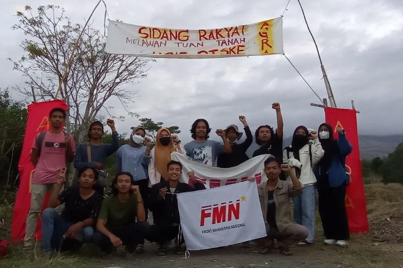 Hari Tani Nasional Jadi Momen Bagi AGRA Gelar Sidang Rakyat Melawan Tuan Tanah