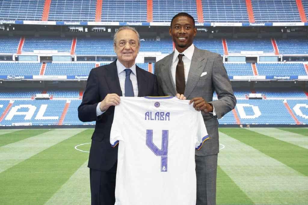 Alaba Ungkap Kenapa Dia Bersedia Mengenakan Nomor Sergio Ramos di Madrid
