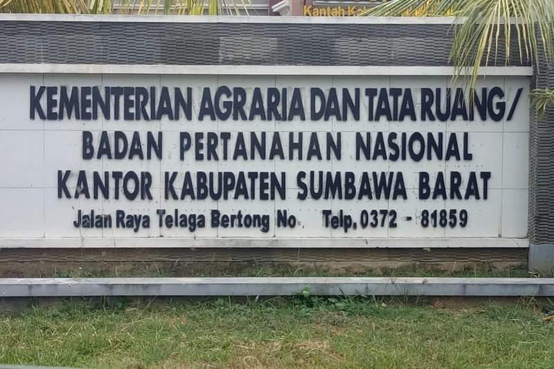 Nama Jalan di Taliwang Tidak Beraturan, Dewan Minta Pemda KSB Tertibkan