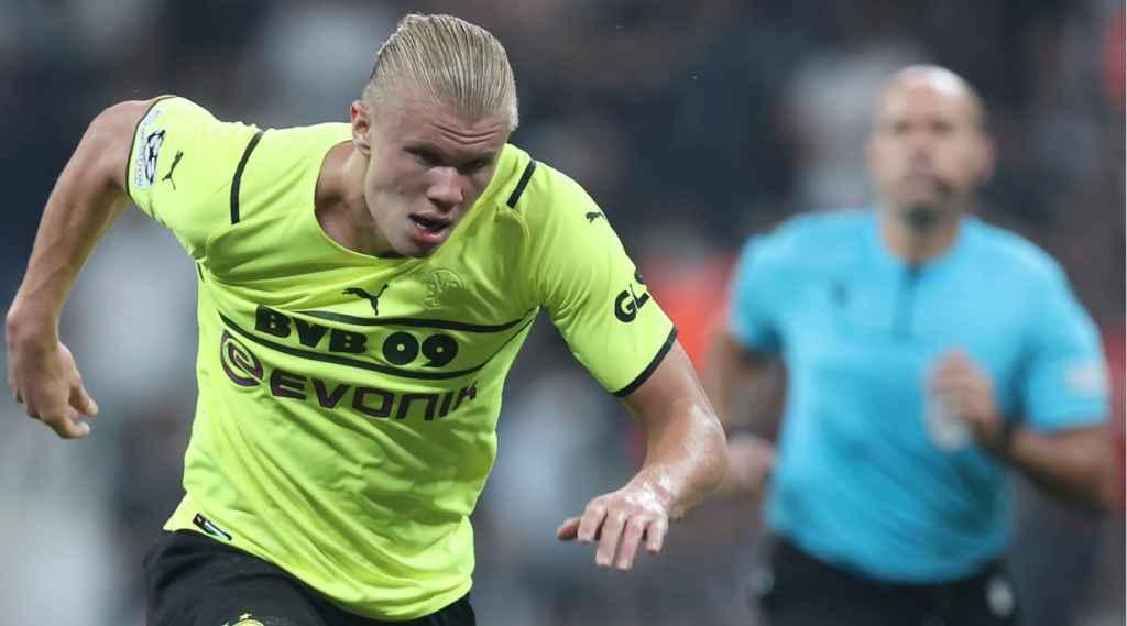 Erling Haaland Kian Menakutkan Tadi Malam, Sudah Cetak 21 Gol Dalam 17 Laga Liga Champions