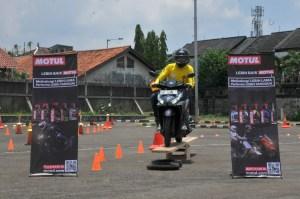 Gelar safety riding, Forwot tingkatkan teknik keselamatan berkendara