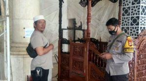 Hanya sejam saja! Badan anti teroris FPI bekuk pembakar mimbar Masjid Raya Makassar