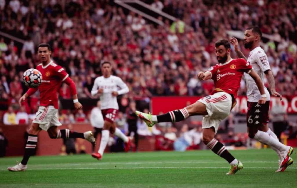 Hasil Manchester United vs Aston Villa: Berpeluang Mengejar Tapi Penalti Gagal, Setan Merah Kandas di Menit Akhir