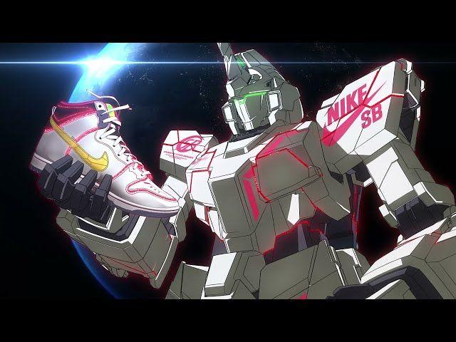 Kolaborasi Dengan Gundam, Nike Meluncurkan Dua Sneakers Keren