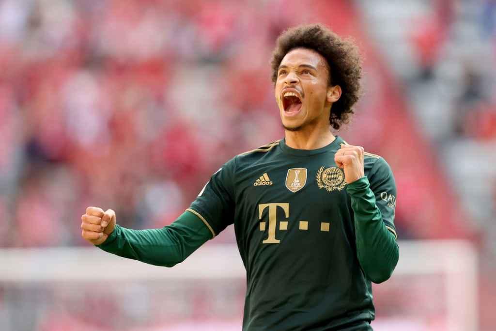 Leroy Sane Kini Curi Perhatian di Bayern Munchen