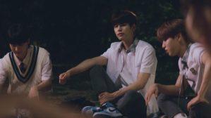 Lirik 'Gone Away' – Stray Kids (HAN, Seungmin, I.N) dengan terjemahan