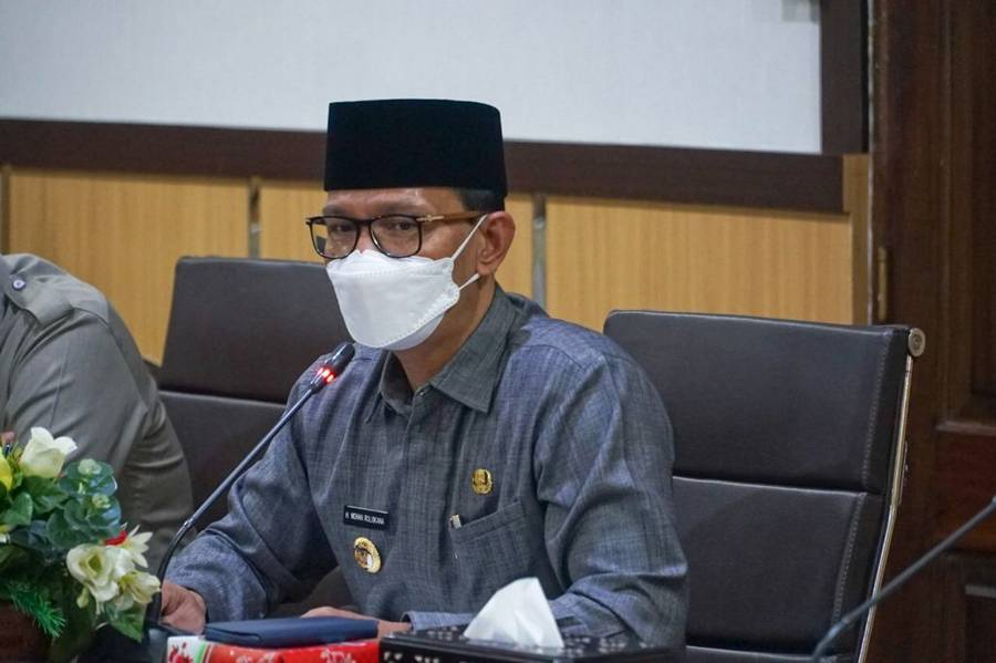 Walikota Puji Satgas Covid-19 Kota Mataram Dalam Proses Pembelajaran Tatap Muka