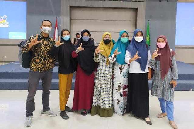 Sembilan mahasiswa Prodi Pariwisata UNHAM ikuti kuliah di perguruan tinggi ternama