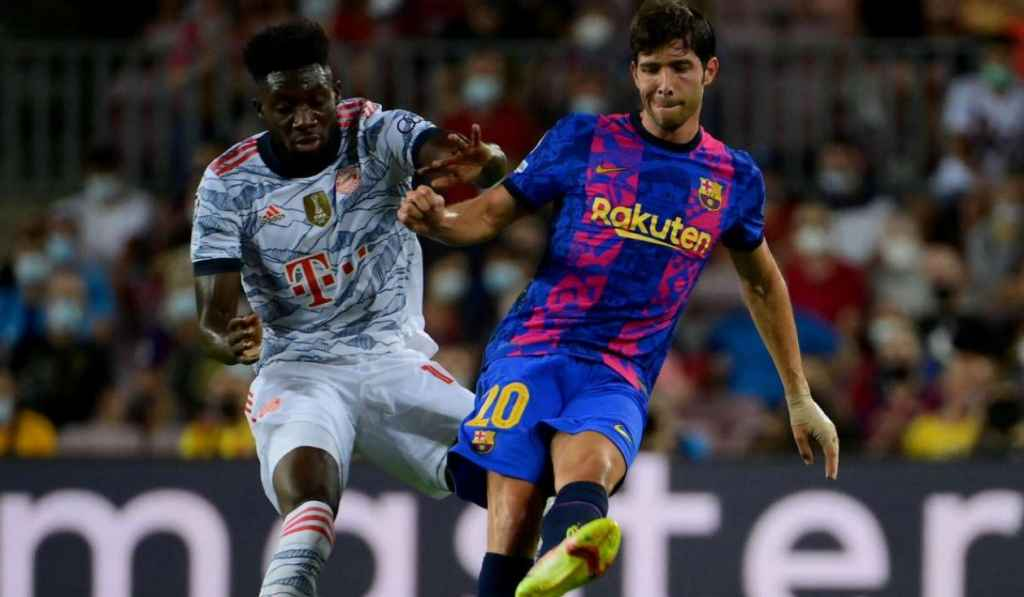 Sergi Roberto Dicemooh Fans Barcelona Sendiri, Gerard Pique Merasa Sakit Hati
