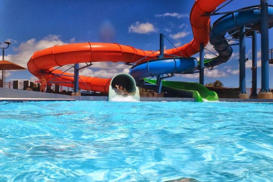 Jadi Favorit Saat Liburan Sekolah, Inilah Water Park yang ada di Kota Mataram
