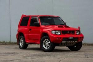 Mengenal Mitsubishi Pajero Evo cuma ada 2.693 unit di dunia