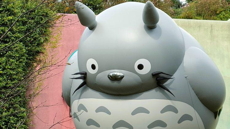 Museum Ghibli Merayakan Hari Jadi ke-20 Dengan Balon Totoro Raksasa