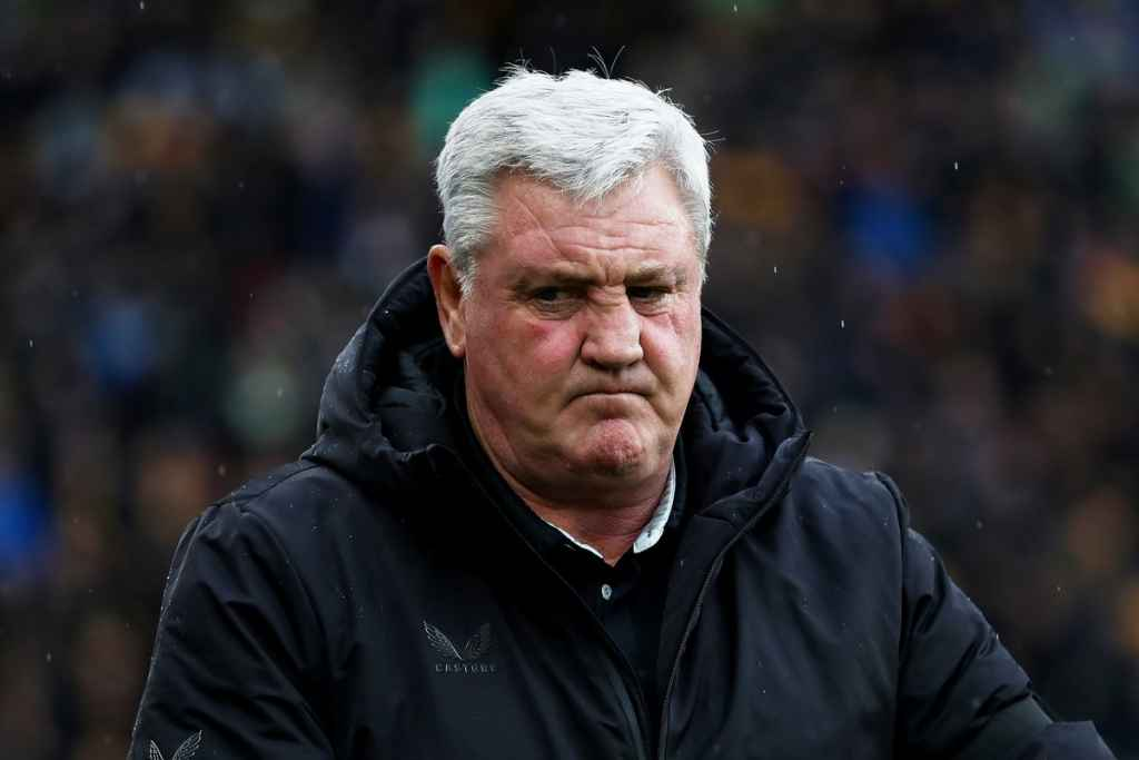 Newcastle United Didesak Tidak Pecat Steve Bruce